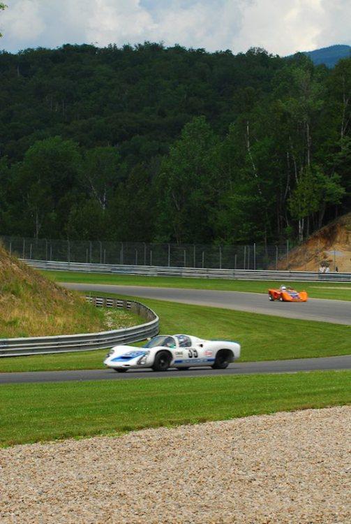 #39- Howard Cherry- Porsche 910.
