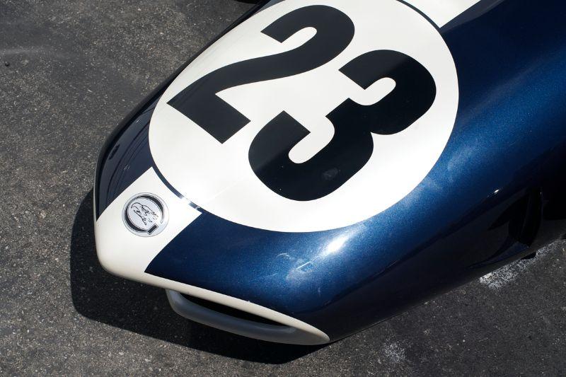 Gurney Eagle Formula One.