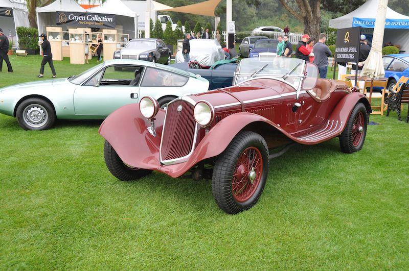 1932 Alfa Romeo 6C 1750 Gran Sport Zagato - Bowman Motors