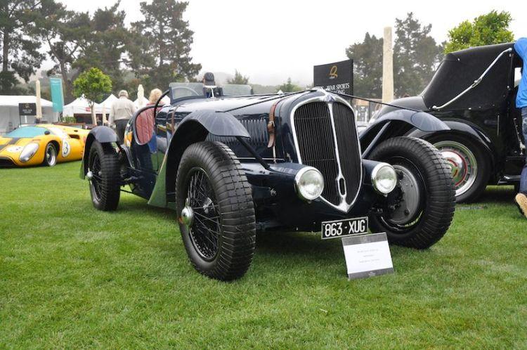 1936 Delahaye - Frank Allocca