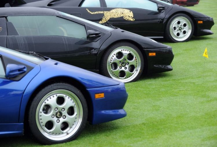 Lamborghini Diablos