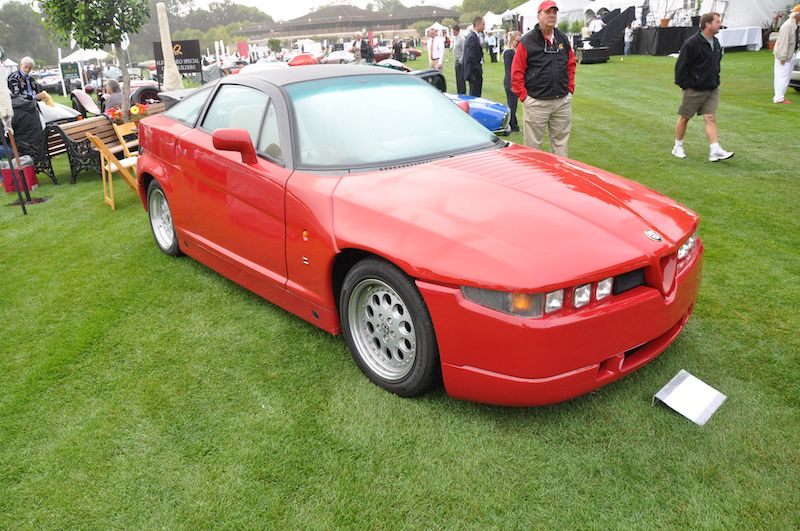 1991 Alfa Romeo SZ - David Sydorick