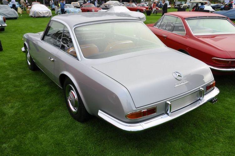 1965 Mercedes-Benz 230 SL - Elona Hook