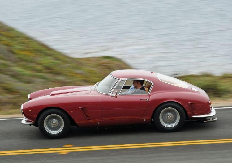 1959 Ferrari 250 GT SWB Scaglietti Berlinetta, Ricardo Vega Serrardor