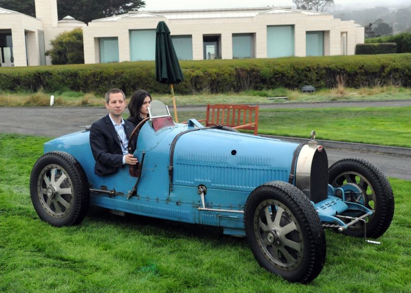 1927 Bugatti Type 35C, Bruce and Jolene McCaw