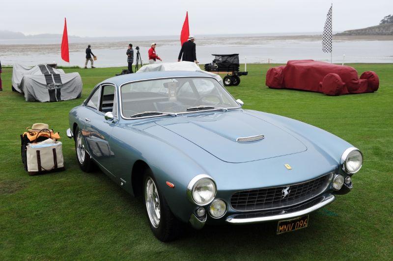 1964 Ferrari 250 GT Berlinetta Lusso, Roger Hoffman