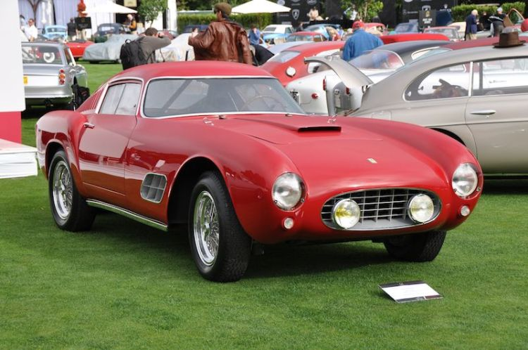 1957 Ferrari 250 GT Tour de France - Marc Spizzirri