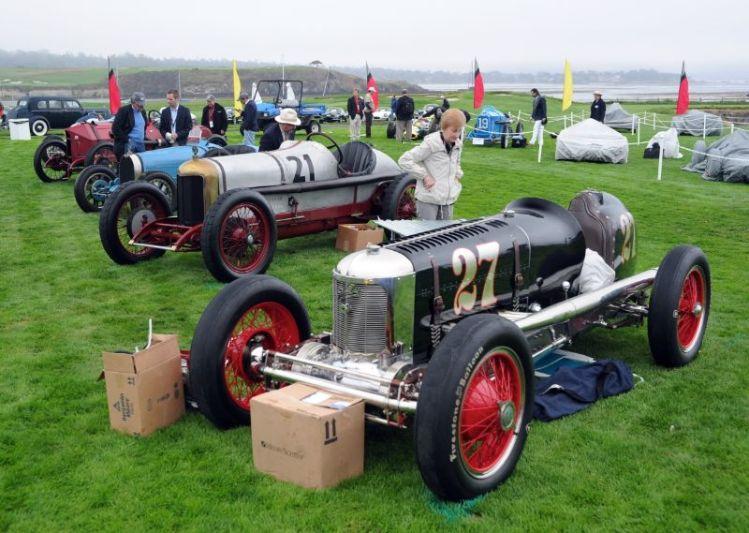 Class V: Open Wheel Race Cars