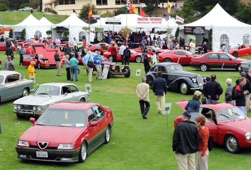 Alfa Romeo Scene