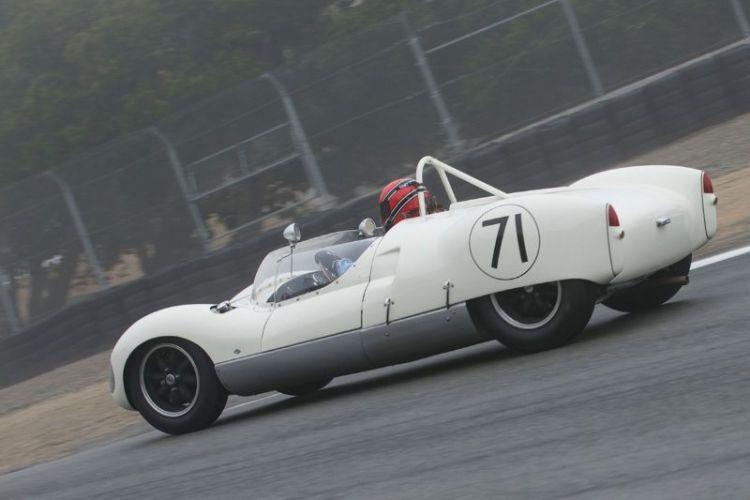 Tony Hart's Cooper Monaco.