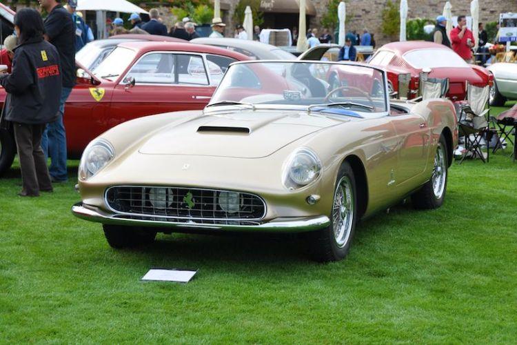 1958 Ferrari 250 Pinin Farina Cabriolet Series I - Peter McCoy