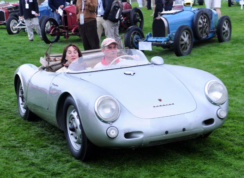 1956 Porsche 550 Spyder, Vijay Mallya