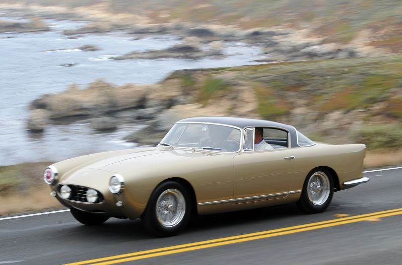 1957 Ferrari 250 GT Boano Coupe, Lammot du Pont