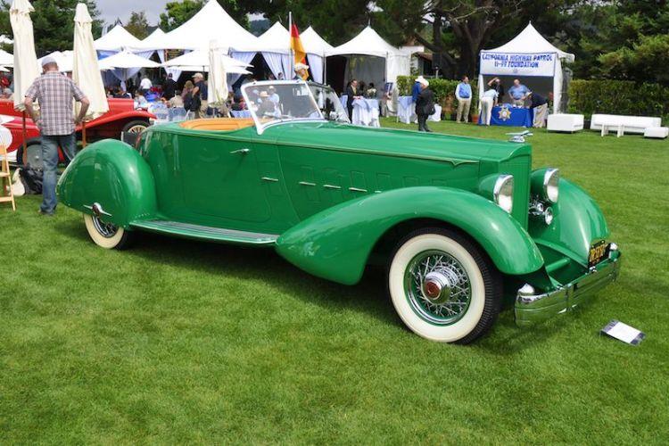 1934 Packard 1106 - Robert Lee