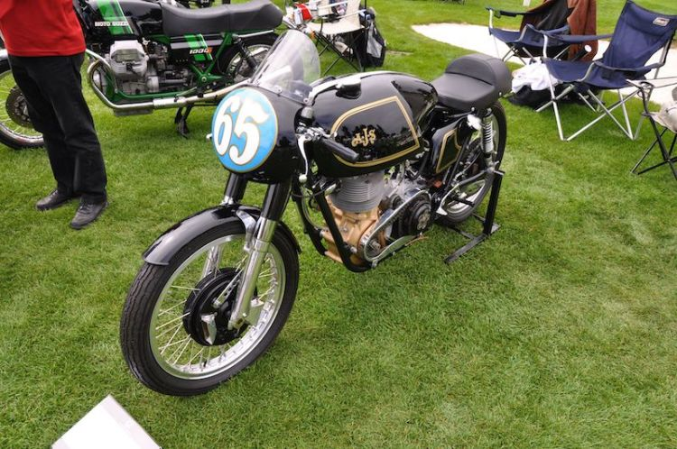 1955 AJS 7R - Jim Truitt