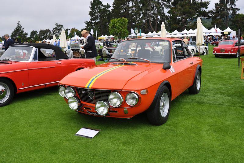 1970 Lancia Fulvia 1.6 HF - Edward Levin