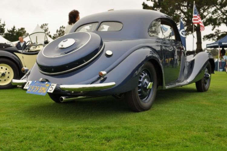 1939 BMW 327/28 Pillarless Coupe