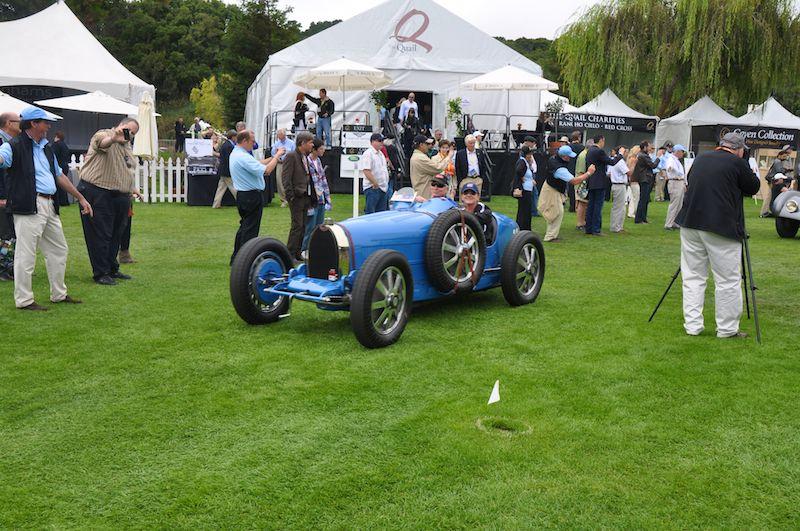 Reunion to Quail Run Featured Bugattis1