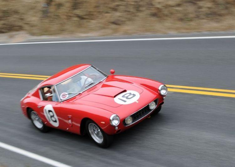 1961 Ferrari 250 GT SWB Scaglietti Berlinetta, Larry Bowman