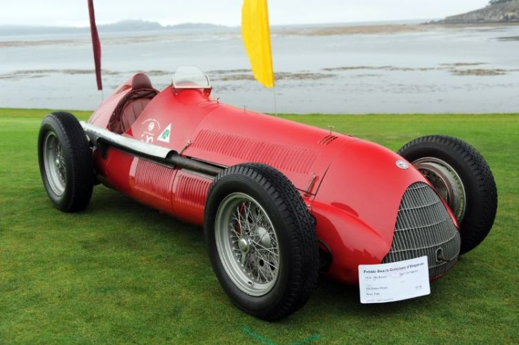 1938 Alfa Romeo Tipo 158 Alfetta, Alfa Romeo Museo