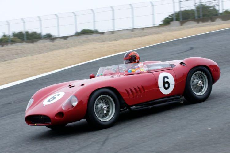Jon Shirley's 1957 Maserati 300S