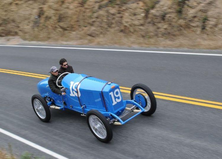 1920 Peugeot 3 Litre, Carlos and Daniel Sielecki