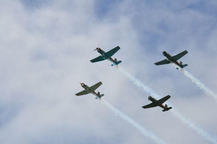 Aerobatic Air Show