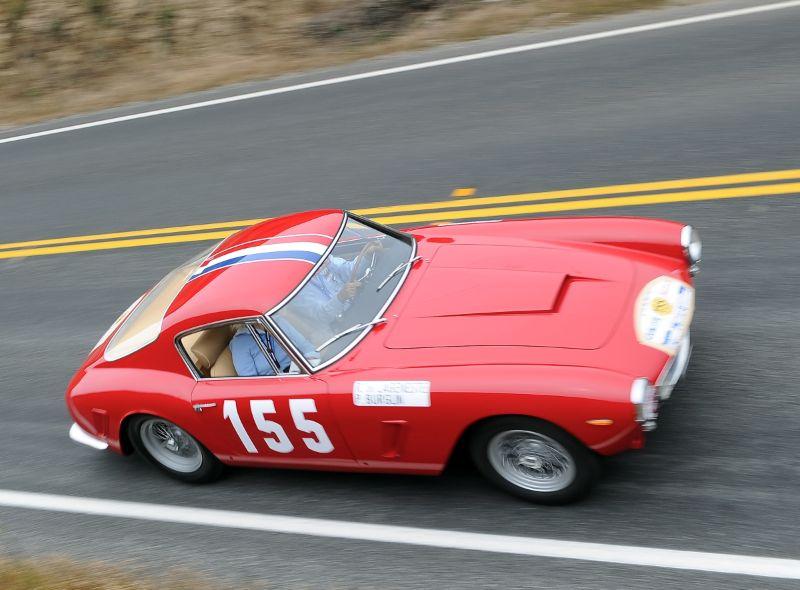 1961 Ferrari 250 GT SWB Berlinetta, J.M. Barone and V. Wong