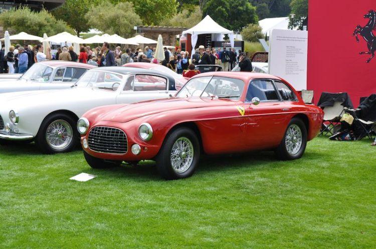 Ferrari 166 Berlinetta
