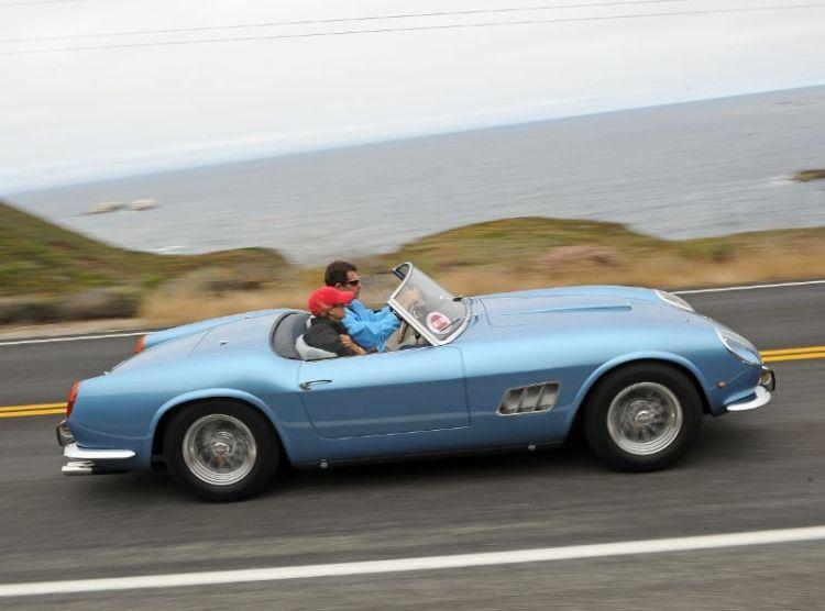 1961 Ferrari 250 GT SWB Spyder California, Andrew Pisker