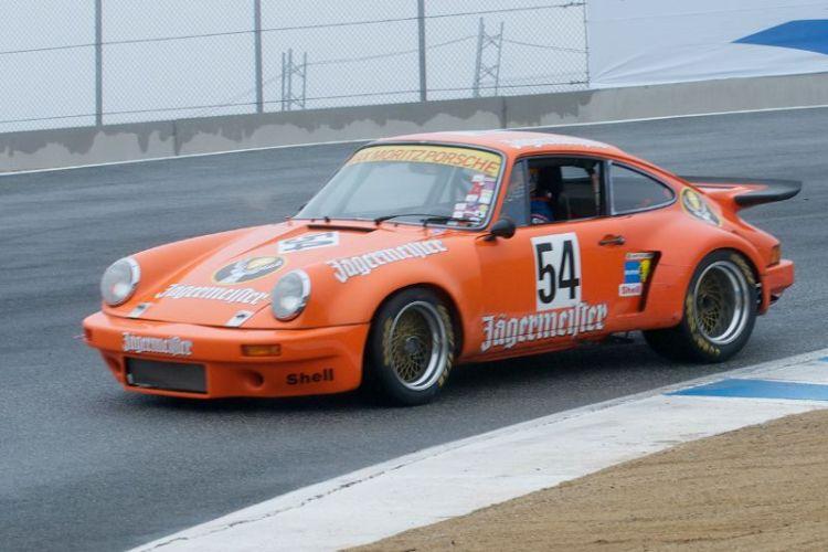 John Byrne's 1974 Porsche RSR.