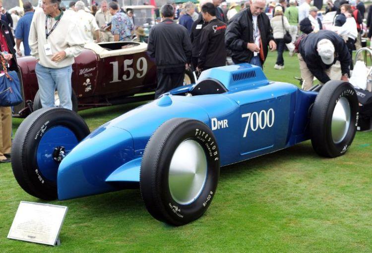 1927 Jim Khougaz Ford Roadster, Richard Munz