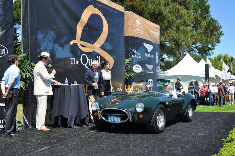 FIVA Award Winner - Shelby 427 Cobra