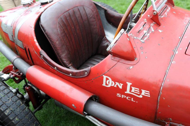 1932 Alfa Romeo Tipo B 'Don Lee Special' - Hugh Taylor