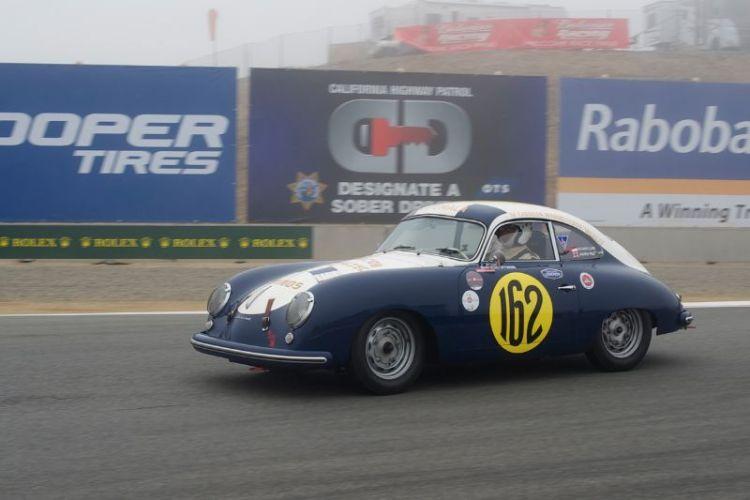Richard Clark's 1952 Porsche 356.