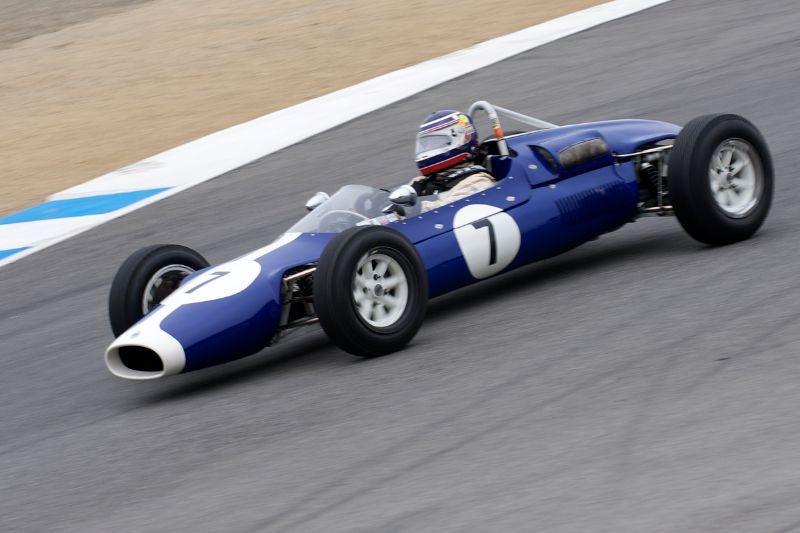 Roy Walzer's 1963 Cooper F-Jr.