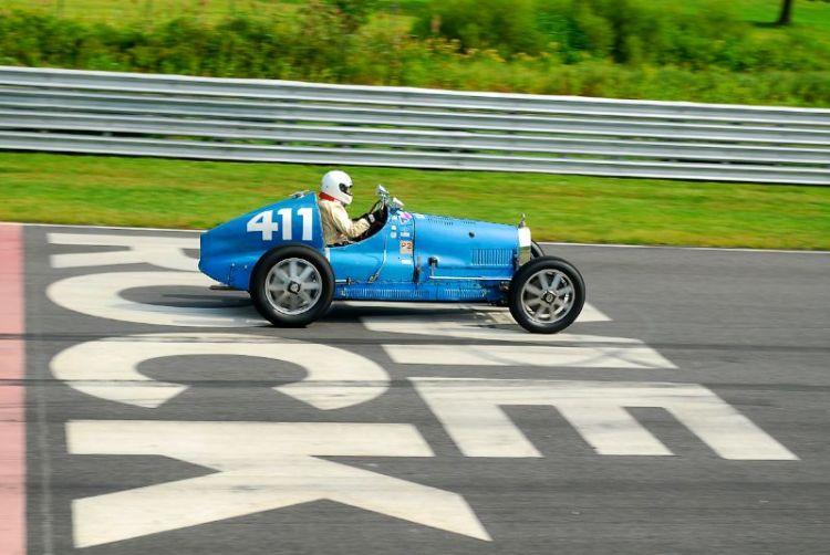 Michael Gans - 1927 Bugatti Type 35C.