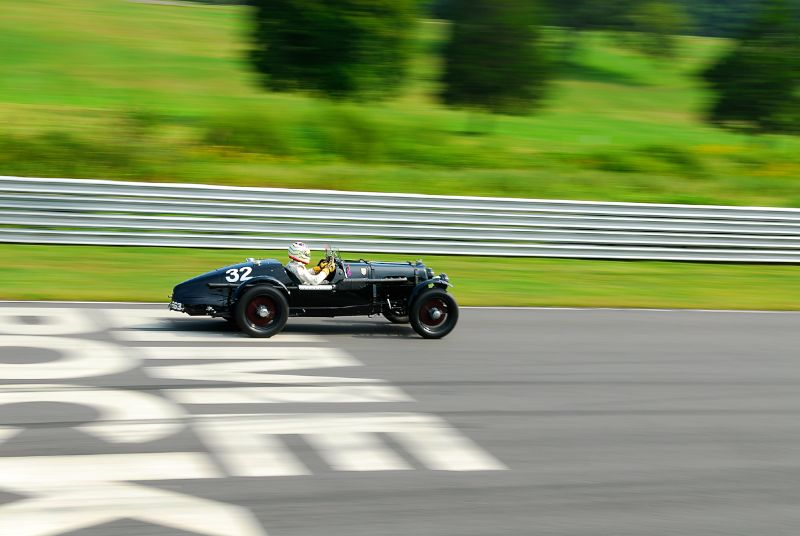 1938 Aston Martin 2 Liter -Rob Burt.