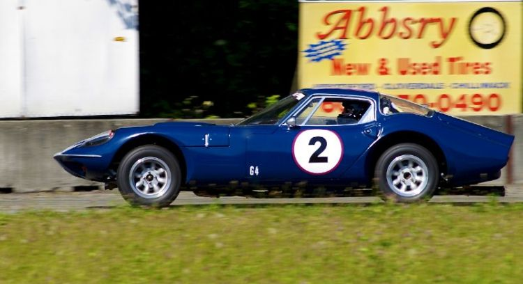 1965 Marcos 1800
