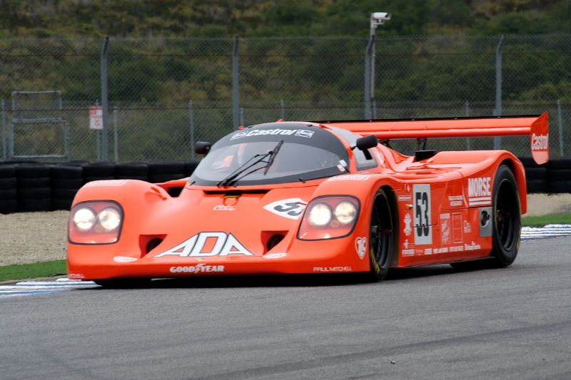 Jimmy Castle Jr's. 1989 Porsche 962C.