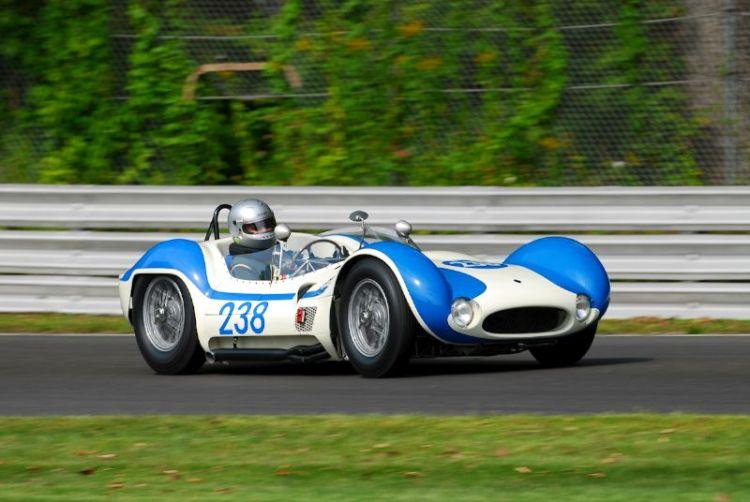 1959 Maserati T61 Birdcage - Anthony Wang.