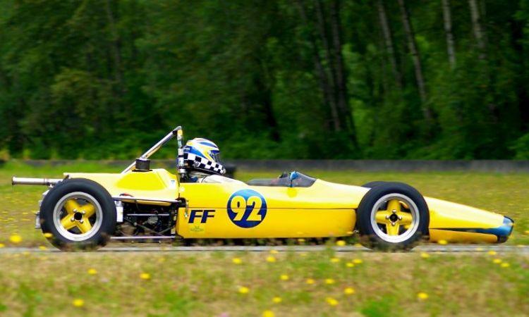 1968 Titan Mk4