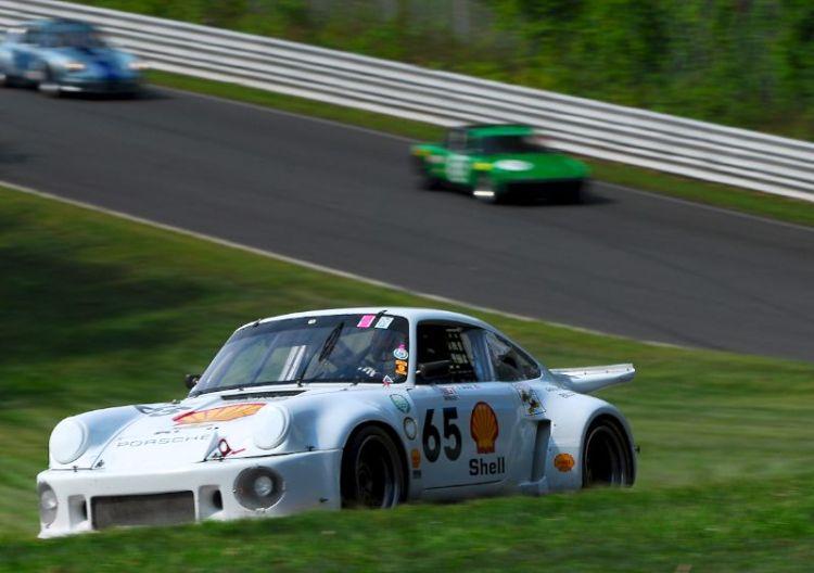 1974 Porsche 911 Carrera RSR - Stephan Bauer.