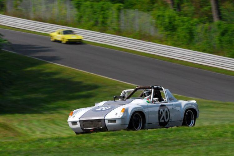 1972 Porsche 914/6 - Kent Bain.