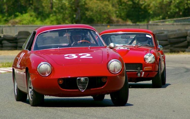 1960 Alfa Romeo Sprint Zagato