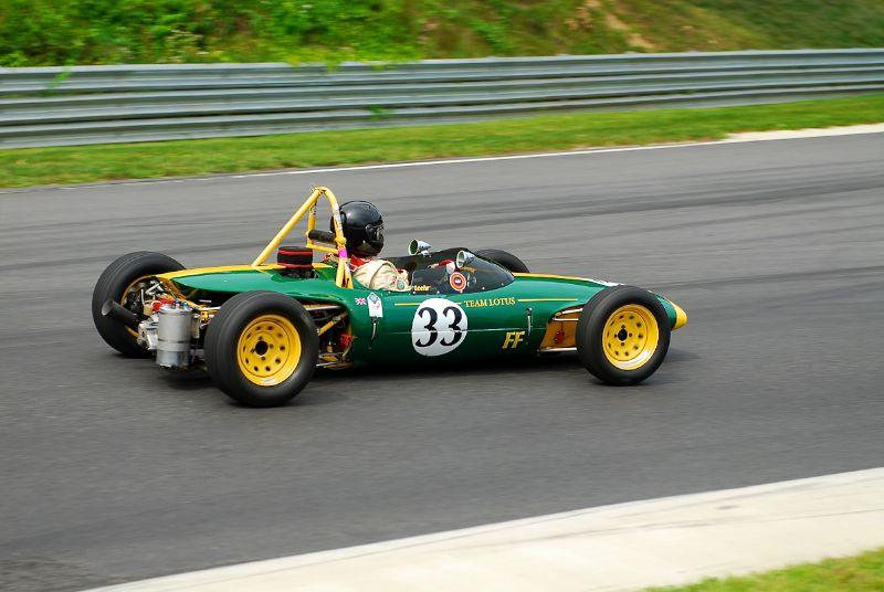 1968 Lotus 51C -  Dick Leehr.