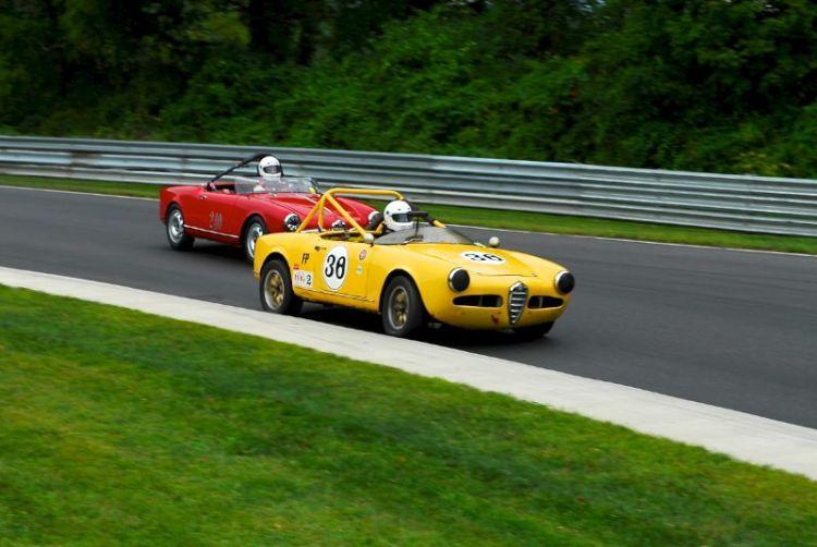1962 Alfa Romeo- Kenneth Wild.
