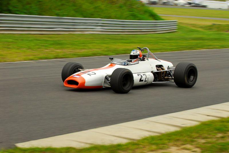 1969 Brabham BT29 - Dave Handy.