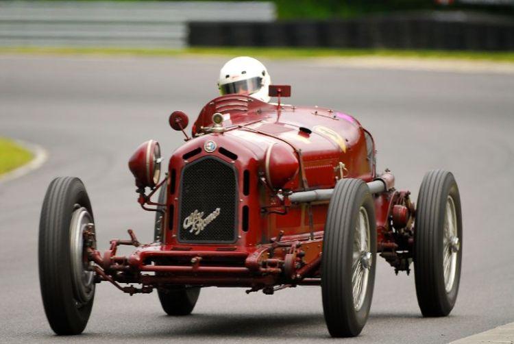 1933 Alfa Romeo Monza, Peter Greenfield.