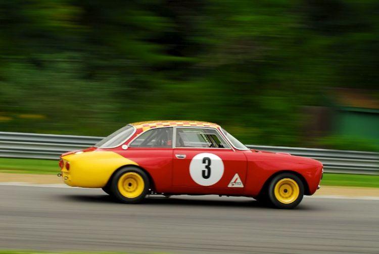 1969 Alfa Romeo 1750 GT - Joe Nastasi.